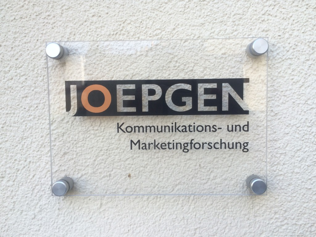 Joepgen Kommunikations- und Marketingforschung